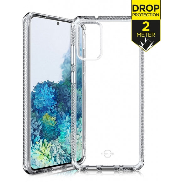 ITSKINS Level 2 SpectrumClear for Samsung Galaxy S20+/S20+ 5G Transparent