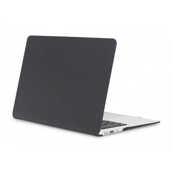 Xccess Protection Cover for Macbook Pro 13inch A1706/A1708/A1989 (2016-2020) Matt Black