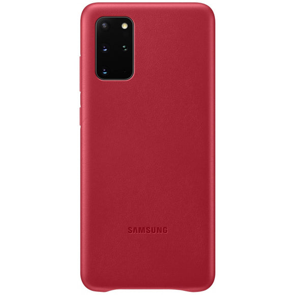 EF-VG985LREGEU Samsung Leather Cover Galaxy S20+/S20+ 5G Red