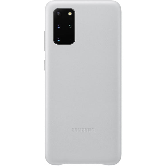EF-VG985LSEGEU Samsung Leather Cover Galaxy S20+/S20+ 5G Light Grey