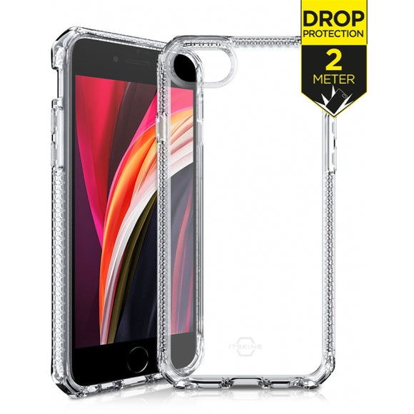ITSKINS Level 2 SpectrumClear for Apple iPhone 6/6S/7/8/SE (2020) Transparent