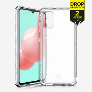 ITSKINS Level 2 SpectrumClear for Samsung Galaxy A41 Transparent