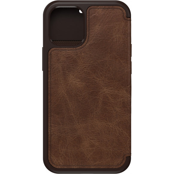 OtterBox Strada Apple iPhone 12 Mini Espresso Brown