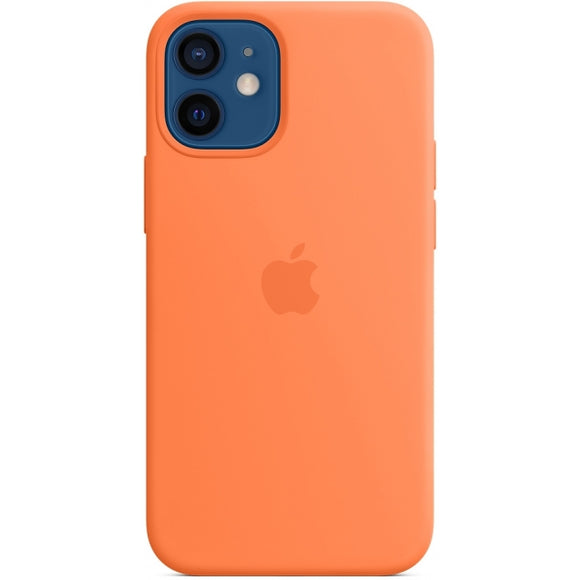 MHKN3ZM/A Apple Silicone Case with MagSafe iPhone 12 Mini Kumquat