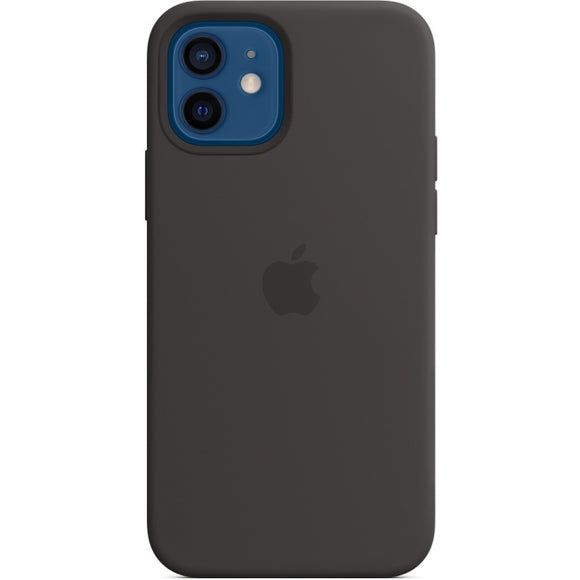 MHL73ZM/A Apple Silicone Case with MagSafe iPhone 12/12 Pro Black