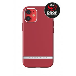 Richmond & Finch Freedom Series One-Piece Apple iPhone 12 Mini Samba Red