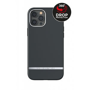 Richmond & Finch Freedom Series One-Piece Apple iPhone 12 Pro Max Black Out