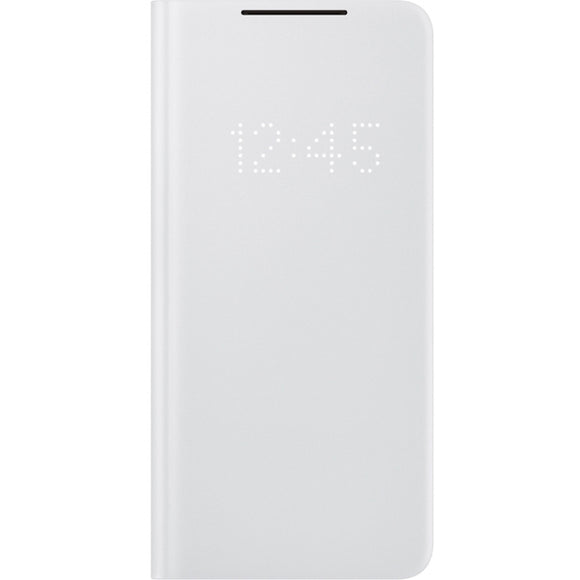 EF-NG996PJEGEE Samsung LED View Cover Galaxy S21+ Light Grey