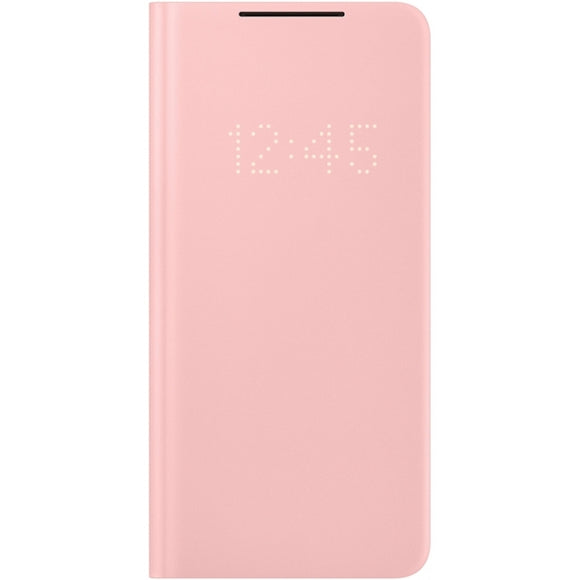 EF-NG996PPEGEE Samsung LED View Cover Galaxy S21+ Pink