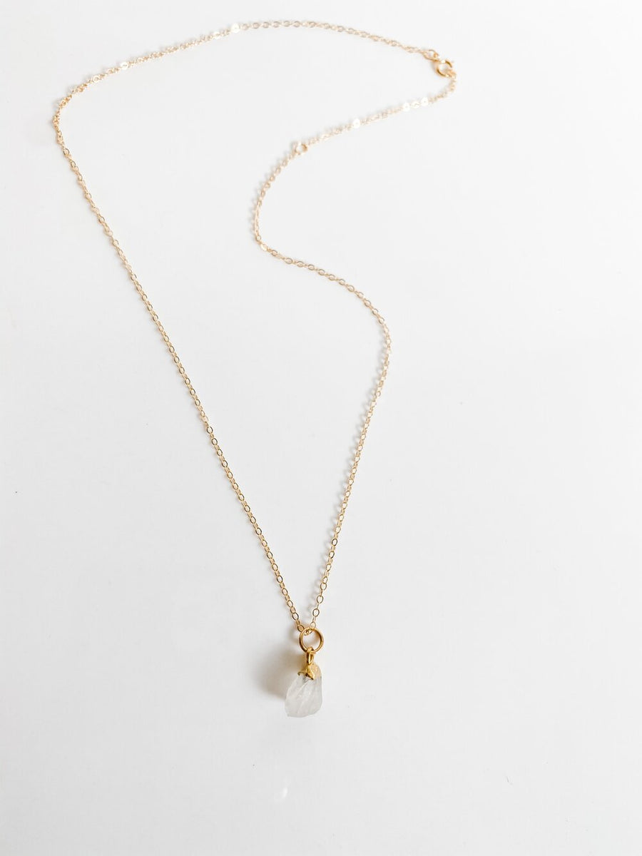 BIA BIRTHSTONE NECKLACE