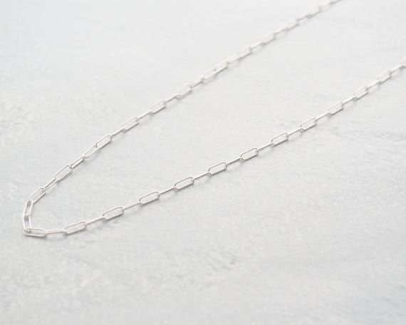 SILVER JENNI MINI CHAIN