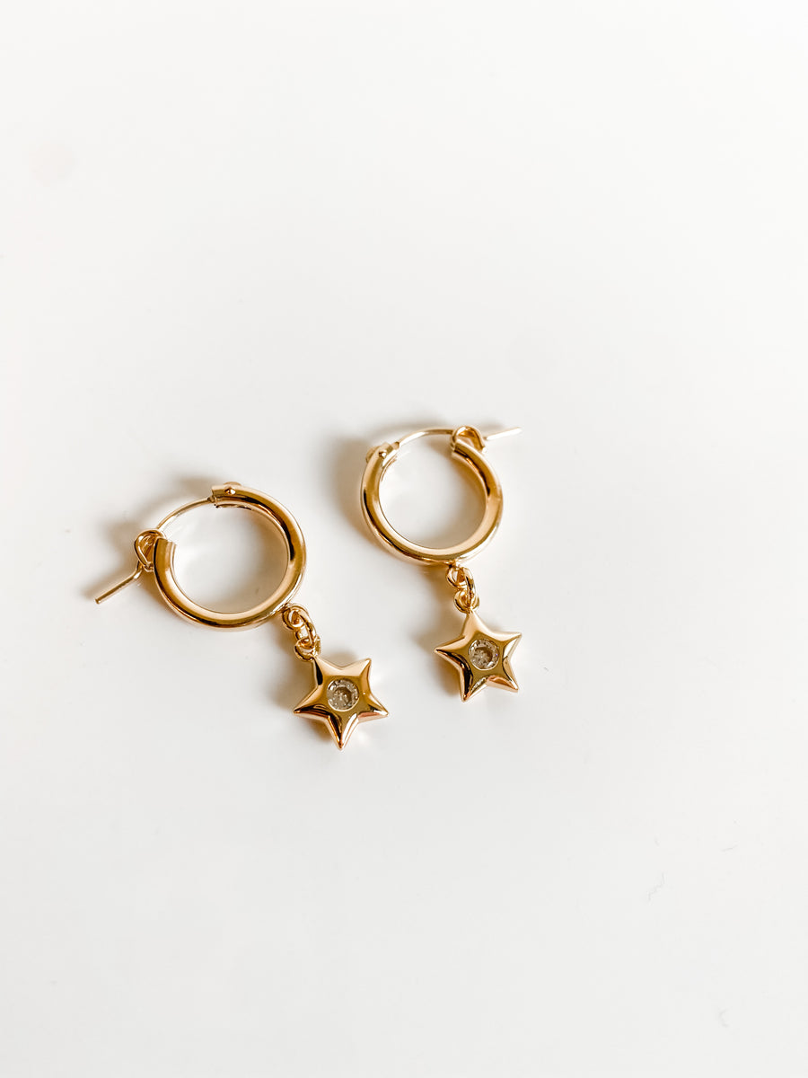 MINI STAR HOOP
