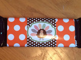 "Hershey Bar Party Favors - Thanksgiving ""Thankful for You"""