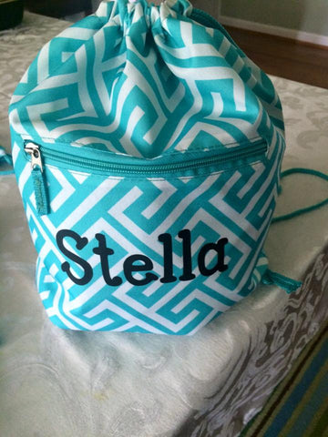 Drawstring Bag - Personalized