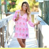 Beachy Keen Tunic