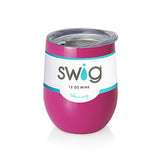 Swig Stemless Wine Cup 9-12 oz - Multiple colors