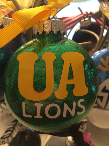 Ornaments - UA Lions