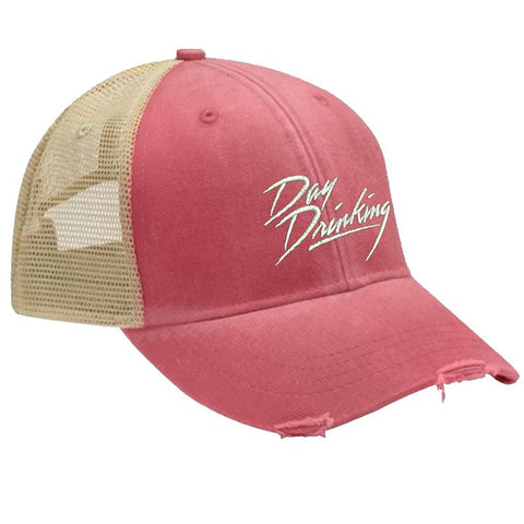 Day Drinking hat - trucker & twill styles