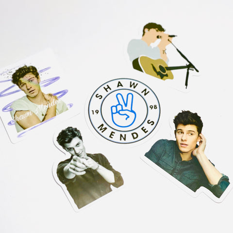 Shawn Mendes Sticker pack