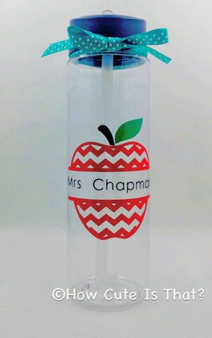 Teacher Water Bottle