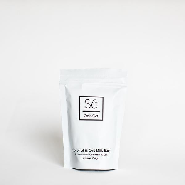 Só Luxury Coco Oat Milk Bath - Small Bag