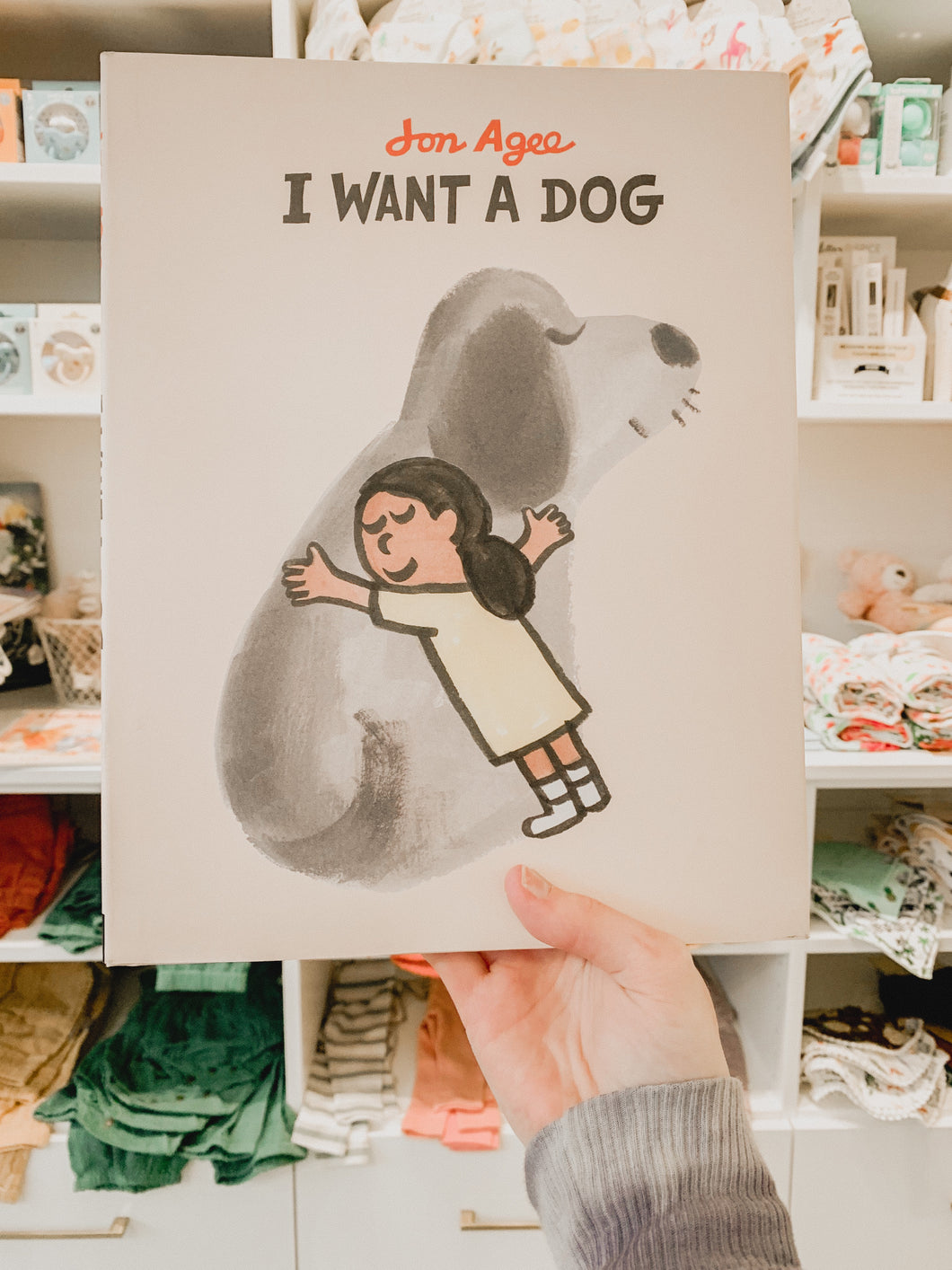 I Want A Dog Book