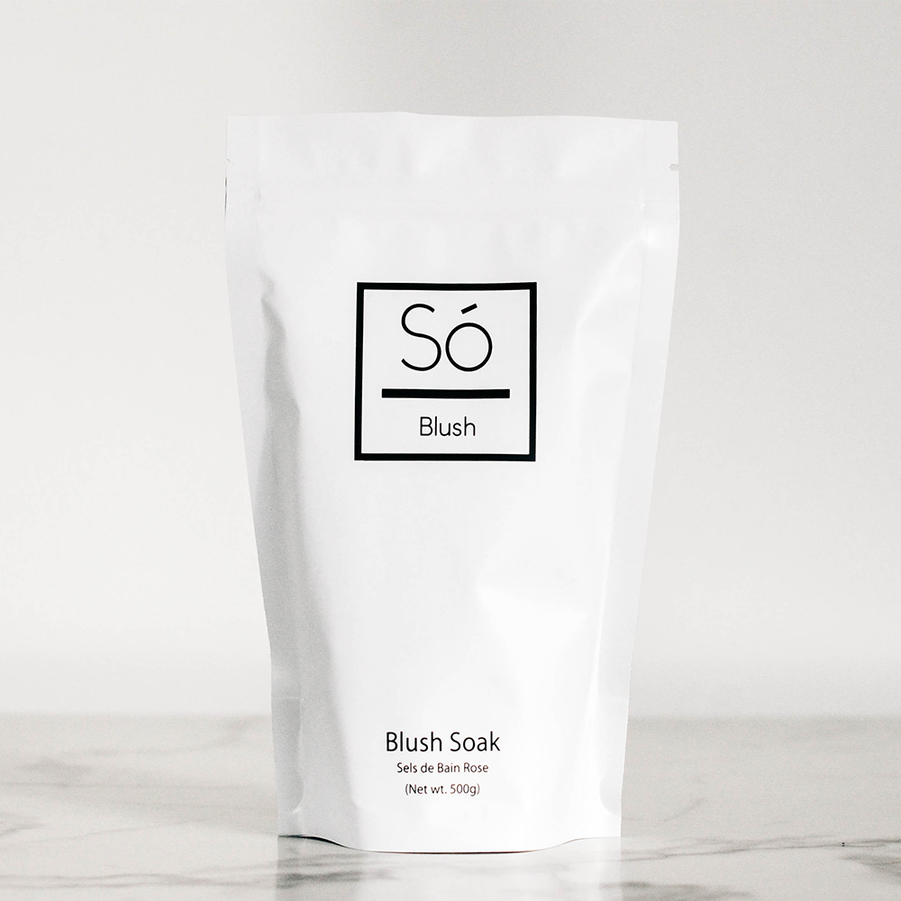 Só Luxury Blush Soak - Large