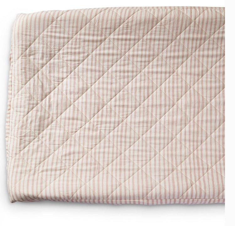 Pehr - Change Pad Pink Stripes
