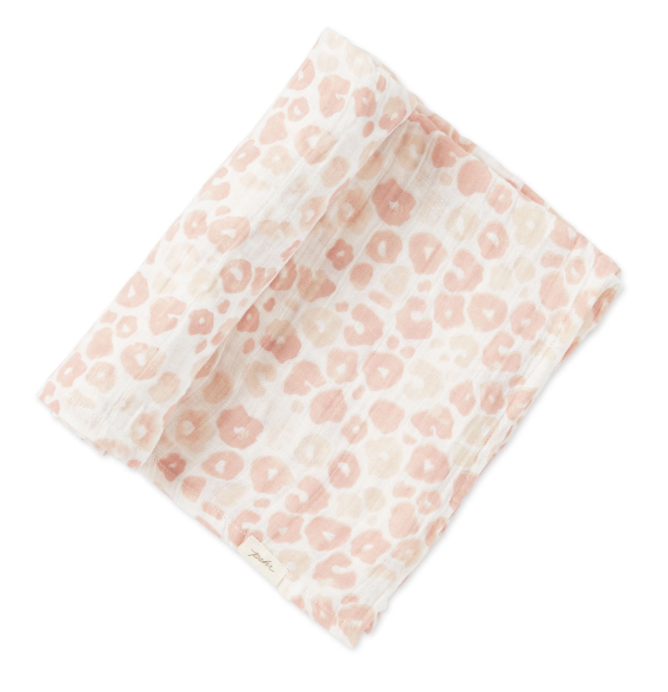 Swaddle - Poppy Blush