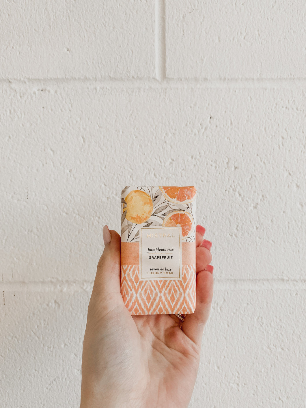 Mistral Soap Grapefruit - Small