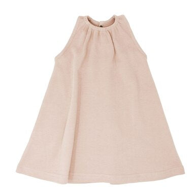L'oved Baby Dress - Sleeveless Keyhole Rosewater
