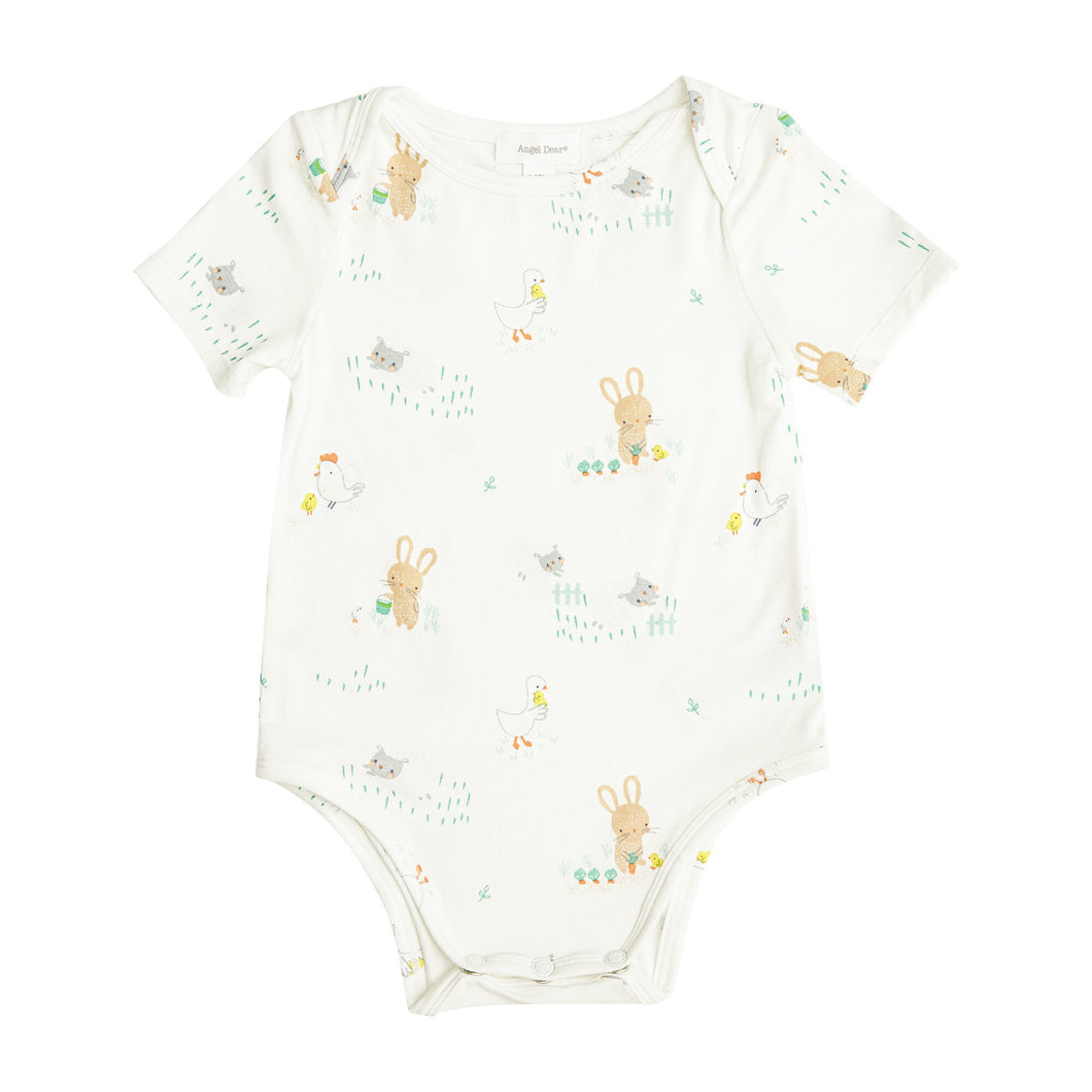 Baby Bodysuit - Farmer Boy