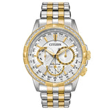 Citizen Eco-Drive Calendrier World Time Men's Watch