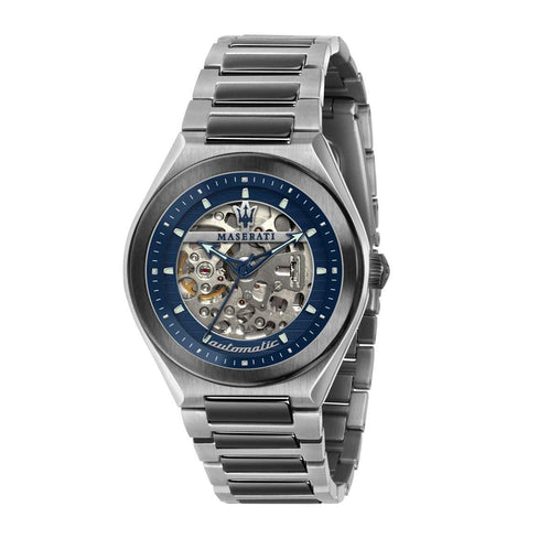 Maserati Trident Triconic Skeleton Automatic Men's Watch