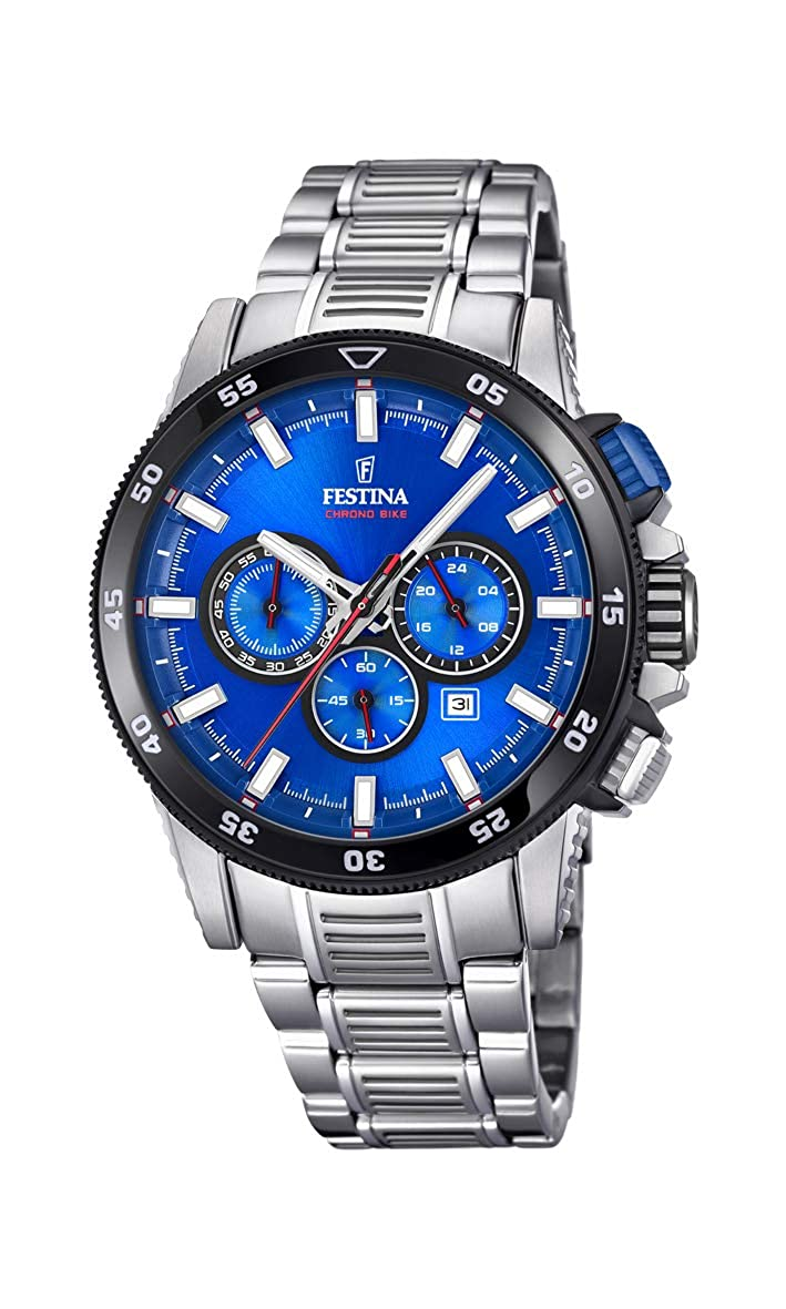 Festina Analog Blue Dial Men's Watch