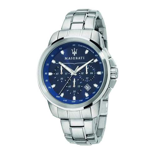 Maserati Analog Blue Dial Men's Watch
