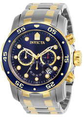 Invicta Pro Diver Analog Blue Dial Men's Watch