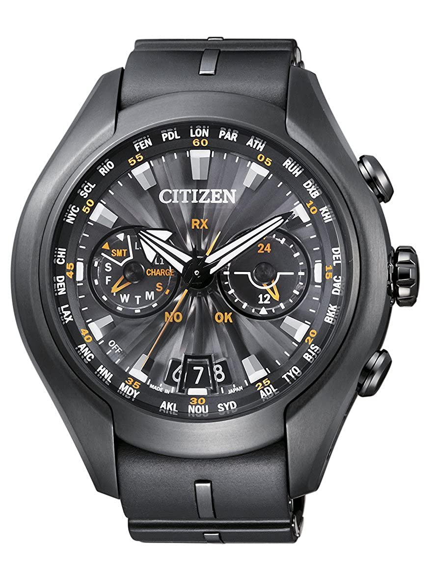 Citizen Eco-Drive SATELLITE WAVE Men's Watch