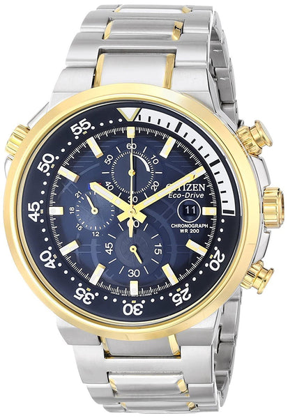 Citizen Analog Blue Dial Men's Watch