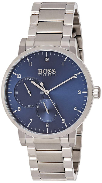 Hugo Boss Modern Oxygen Analog Blue Dial Men's Watch