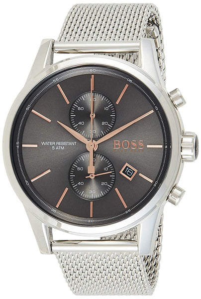 Hugo Boss Classic Jet Analog Grey Dial Men's Watch