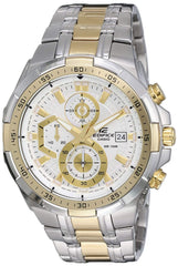 Casio Edifice Chronograph Multi-Colour Dial Men's Watch