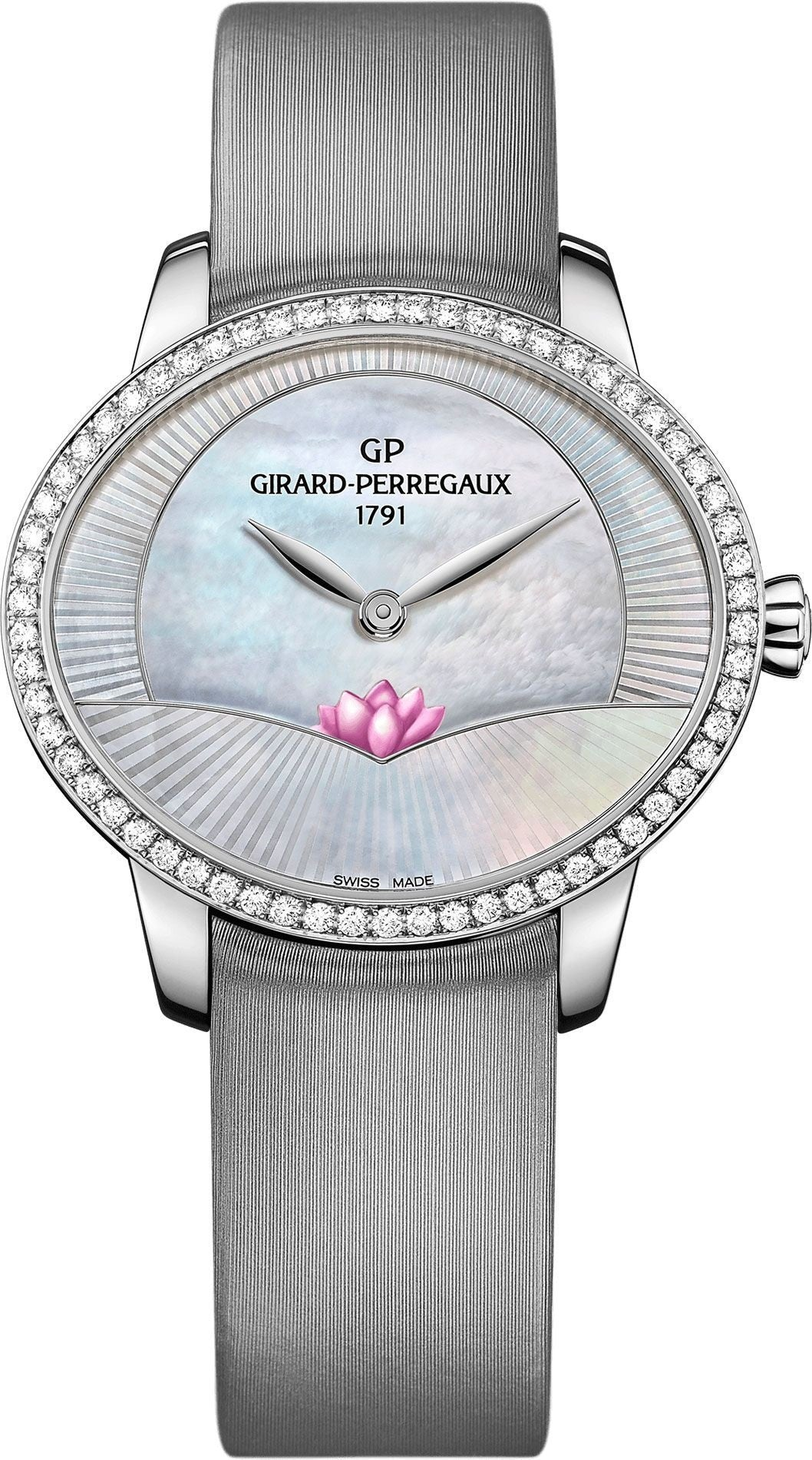 GIRARD-PERREGAUX CAT'S EYE LOTUS
