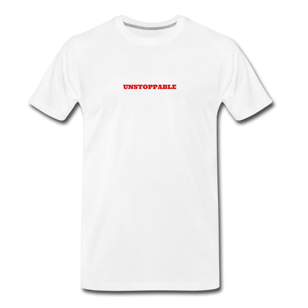 UNSTOPPABLE T-Shirt 2 - white