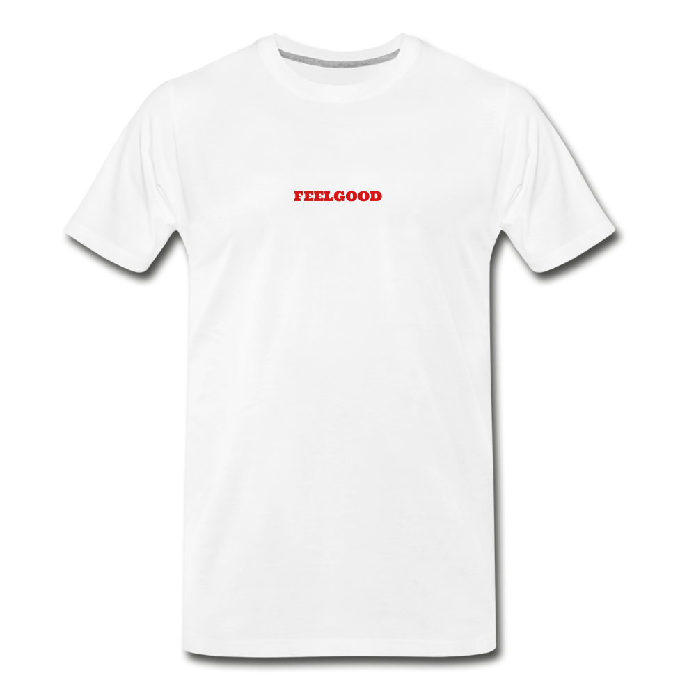 FEELGOOD T-Shirt - white