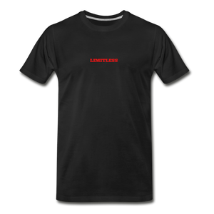 LIMITLESS T-Shirt - black