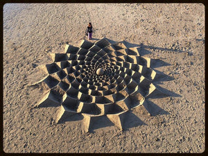 The Inventor's Other Hobby - Sand Art
