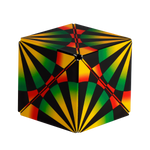"4 Box - ""BEAM"" - GeoBender® Geometric Art & Design"