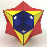"4 Box - ""Primary 1"" - GeoBender® Geometric Art & Design"