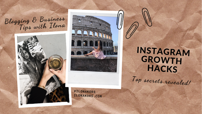 Instagram Growth Hacks: Tips & Tricks.